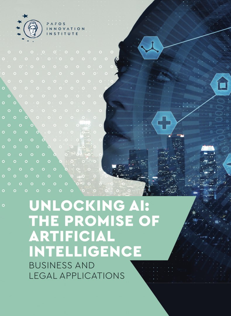 UNLOCKING AI: THE PROMISE OF ARTIFICIAL INTELLIGENCE Brochure Cover